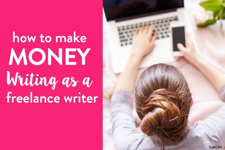 How to earn extra cash as a freelance writer?